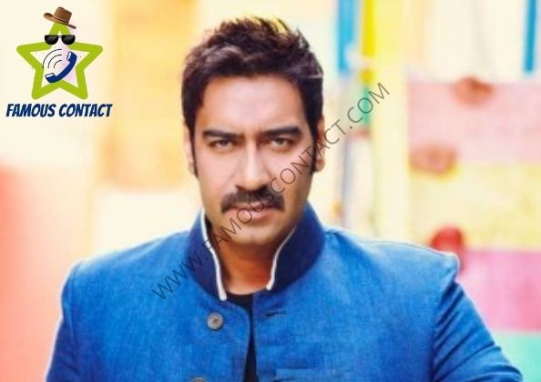 Ajay Devgn Age, New Movie, Net worth, Movies | FamousContact