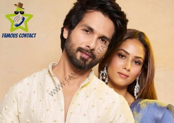 Shahid Kapoor Age, Height, Mother, Net Worth | FamousContact