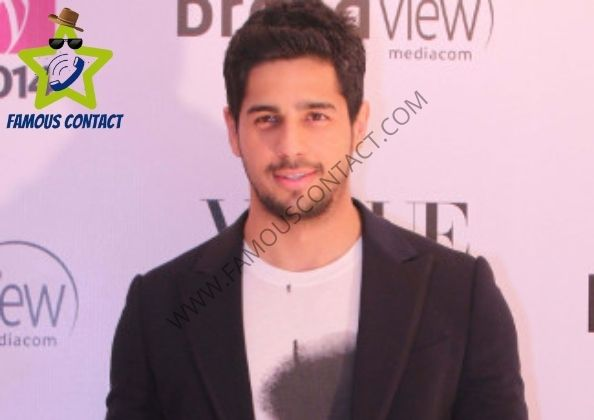 Sidharth Malhotra Age, GF, New Movie, Instagram, Height | FamousContact